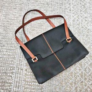 vintage Bottega Veneta leather bag purse tote